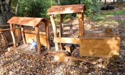 Holzbahn