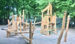 Turmkombi mit Hangelwald